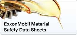 ExxonMobil Material Safety Data Sheets