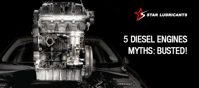 5 myths about diesel engines: busted!