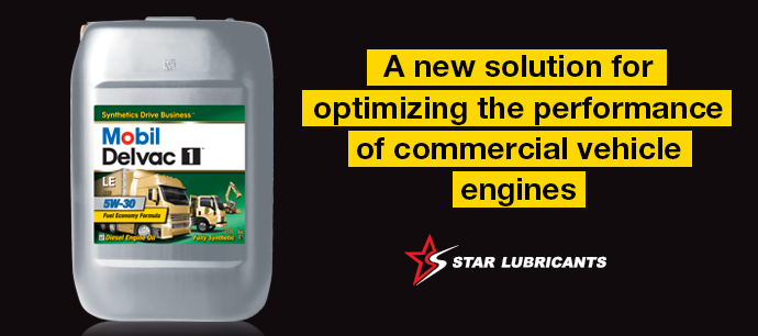 A new solution for optimizing the performance of commercial vehicle engines