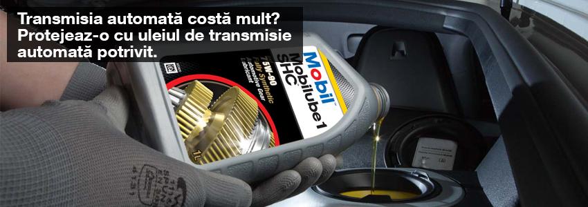 Protejeaza masina cu uleiul de transmisie automata potrivit