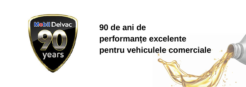 90 de ani de performanțe excelente pentru vehiculele comerciale