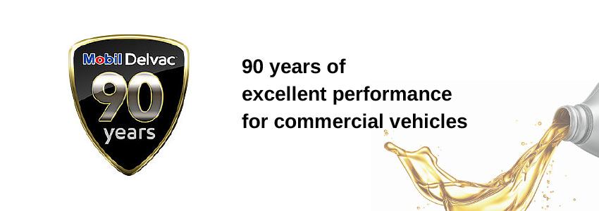 90 years of excellent performance for commercial vehicles
