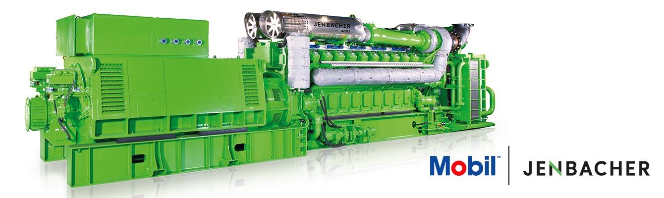 INNIO și ExxonMobil anunță introducerea lubrifiantului Jenbacher N Oil 40