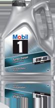 Ulei de motor Mobil 1 Turbo Diesel 0W-40