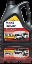 Mobil Delvac City Logistics P 5W-30